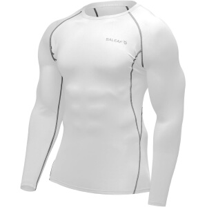 BALEAF Long Sleeve Compression Shirt