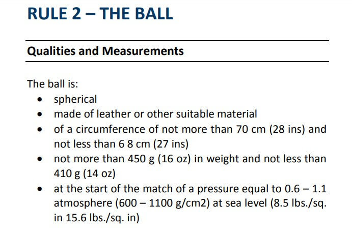 Indoor-Soccer-Ball-Rules-qualities-and-measurements