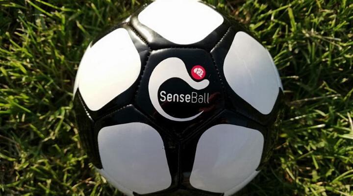 SenseBall-v2 on grass