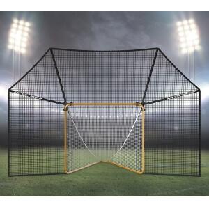 Smart Backstop for Lacrosse