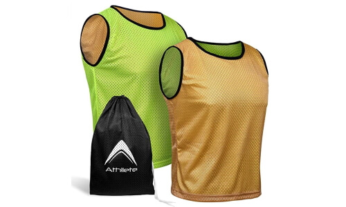 Athlette reversible pack of 6 and carry bag