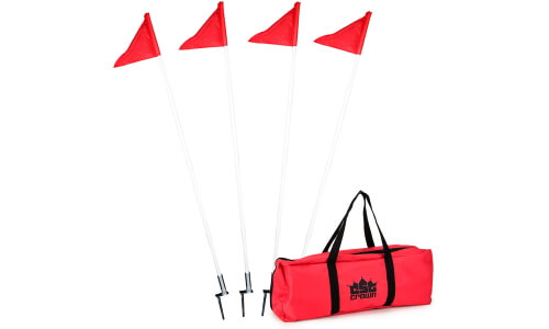 Crown Sporting Goods 4 Pack Collapsible